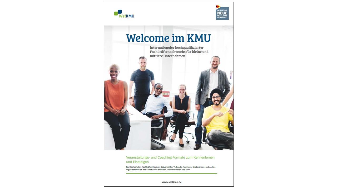 Welcome im KMU - Veranstaltungs- und Coaching-Formate